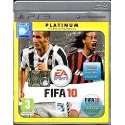 GIOCO PS3 FIFA 10 PLATINUM E NON 5030947088934