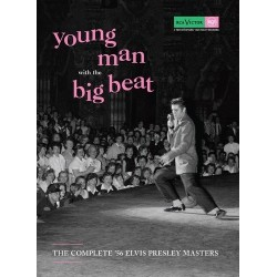 CD YOUNG MAN WITH THE BIG BEAT THE COMPLETE '56 ELVIS PRESLEY MASTERS 888750061423