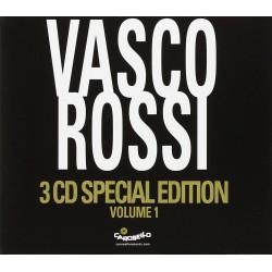 CD VASCO ROSSI 3 CD SPECIAL EDITION VOL.1 8034125841899