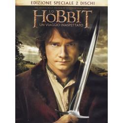 DVD LO HOBBIT UN VIAGGIO INASPETTATO EDIZIONE SPECIALE 2 DISCHI 5051891088450
