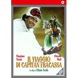 DVD MASSIMO TROISI IL VIAGGIO DI CAPITAN FRACASSA 8017229437243
