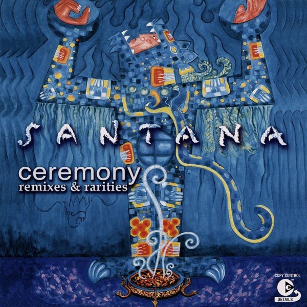 CD Santana- ceremony 828765881821