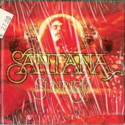 CD Santana Carlos- sunrise - doppio cd 5099750943724