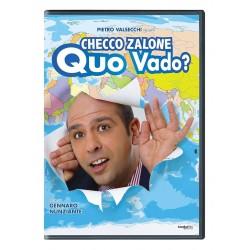 DVD CHECCO ZALONE QUO VADO 5051891138414