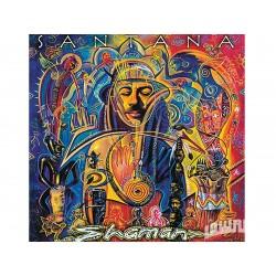 CD Santana- shaman 743219593825