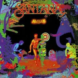 CD Santana- amigos 5099703247626