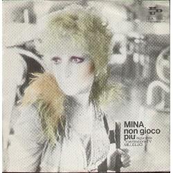 LP MINA Gioco Più / La Scala Buia 7'' 45 GIRI