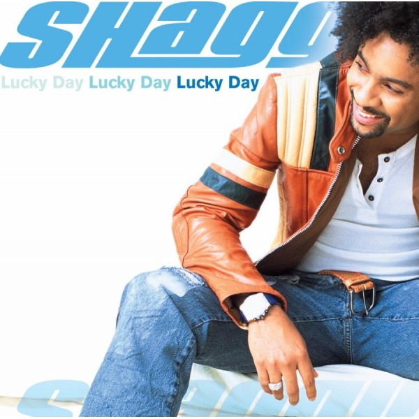 CD Shaggy- lucky day 008811307028