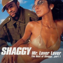 CD Shaggy- mt. lover lover the best of shaggy part 1 724381182321