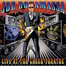 CD JOE BONAMASSA LIVE AT THE GREEK THEATRE 0819873013846