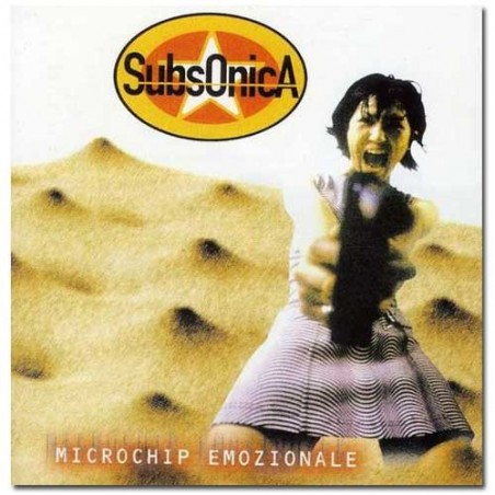 CD Subsonica- microchip emozionale 731454658423