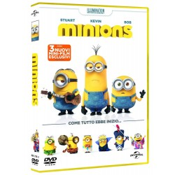 DVD MINIONS 5053083027629