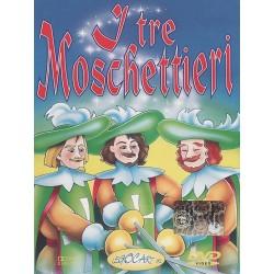 DVD I TRE MOSCHETTIERI 8013294801514