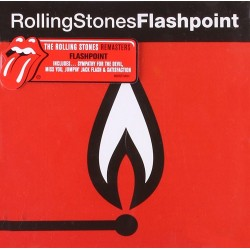 CD ROLLING STONES FLASHPOINT 602527164281