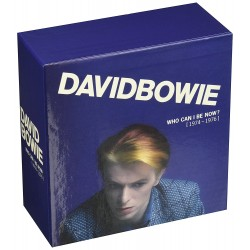 CD COFANETTO DAVID BOWIE WHO CAN I BE NOW? 1974-1976 190295989842