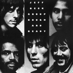 CD JEFF BECK GROUP ROUGH AND READY 8718627223390