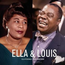 LP ELLA FITZGERALD - LOUIS ARMSTRONG ELLA & LOUIS 8437012830790