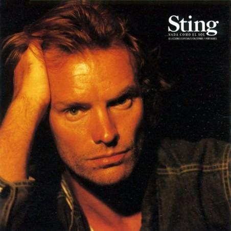 CD Sting- Nada como el sol 082839329521