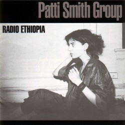CD Patti Smith group- radio ethiopia 078221882521
