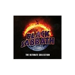 CD Black Sabbath The Ultimate Collection 4050538232851