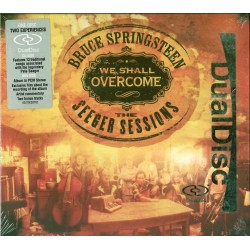 CD Bruce Springsteen- seeger sessions (dual disc) 828768287620