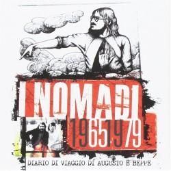 CD I Nomadi 1965/1979 - Diario di Viaggio di Augusto e Beppe (4 CD)(Deluxe Edition) 602557213713