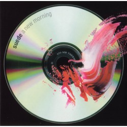CD Suede- a new morning 5099750895696