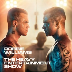CD Robbie Williams - The Heavy Entertainment Show 889853710324