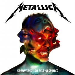 CD Metallica - Hardwired...To Self-Destruct - Standard Edition [2 CD] 602557156263