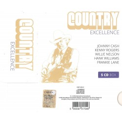 CD COUNTRY EXCELLENCE 5055397317946