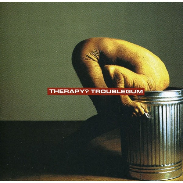 CD Therapy? troublegum 731454019620