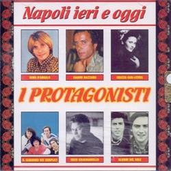 CD ARTISTI VARI NAPOLI IERI E OGGI I PROTAGONISTI 8014406041668