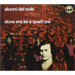 CD ALUNNI DEL SOLE DOVE ERA LEI A QUELL'ORA 8051766036125