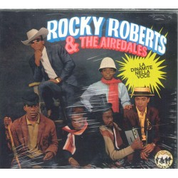 CD ROCKY ROBERTS & THE AIREDALES 8051766036040