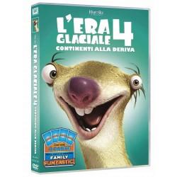 DVD L'ERA GLACIALE 4 CONTINENTI ALLA DERIVA 8010312121241