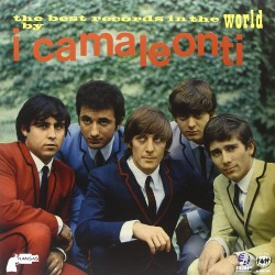 LP THE BEST RECORDS IN THE WORLD BY I CAMALEONTI 8051766036590