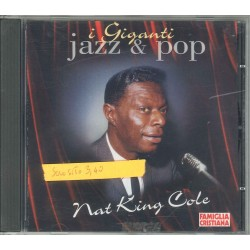CD I GIGANTI JAZZ & POP NAT KING COLE