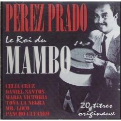 CD PEREZ PRADO LA ROI DU MAMBO 3487780300020