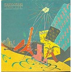 LP ROLLING STONES STILL LIFE AMERICAN CONCERT 1981