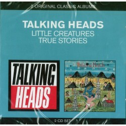 CD Talking Heads- little creatures/true stories 5099909884526