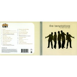 CD The temptations- at their very best 731458301523