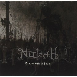 CD NEETZACH TRUE SERVANTS OF SATAN 7090013410050