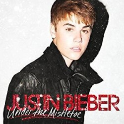 CD JUSTIN BIEBER UNDER THE MISTLETOE 602527833903