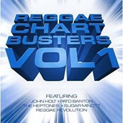 CD REGGAE CHART BUSTERS VOL 1 5034504249325