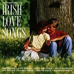 CD IRISH LOVE SONGS 5034504242722