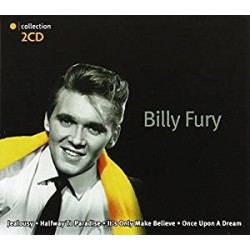 CD BILLY FURY 8712155126437