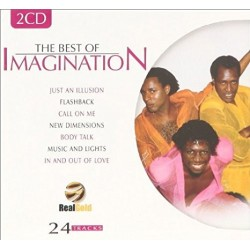 CD THE BEST OF IMAGINATION 8712155103520
