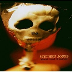 CD STEPHEN JONES ALMOST CURED OF SADNESS 5050159012121