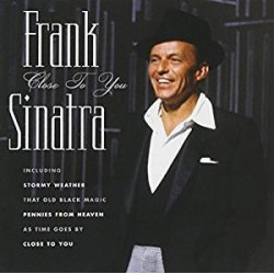 CD FRANK SINATRA CLOSE TO YOU 5034504241527
