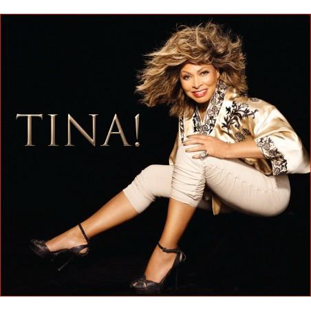 CD Tina Turner- tina! 5099924335126